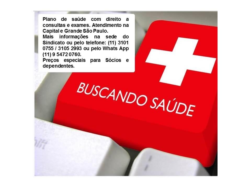 BUSCANDO SAUDE